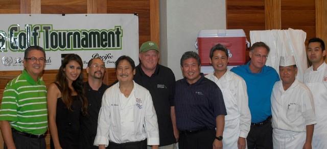 Golf Tournament - Chefs 2011