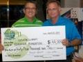 Golf Tournament George Szigeti & Tom Mullins