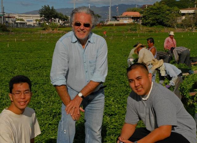 Chef George Mavro - Restaurant Reality Sumida Farms