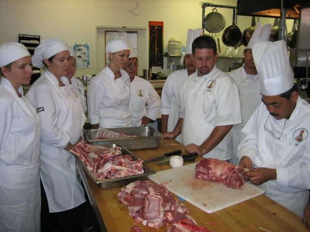 Chef Jackie Lau & Lamb