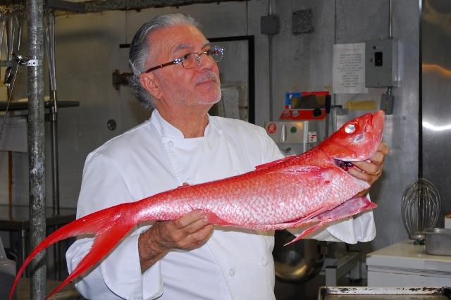 Chef George Mavro & Kona