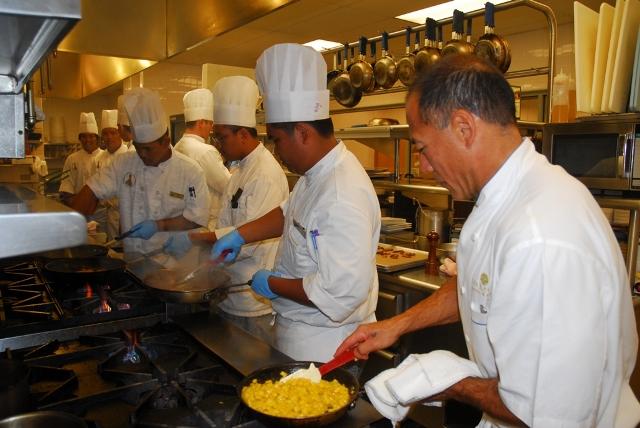 Chef Wayne Hirayabashi & Kauai