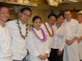 Chef Charles Phan & Students