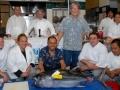 Chef George Mavro & Maui Ahi