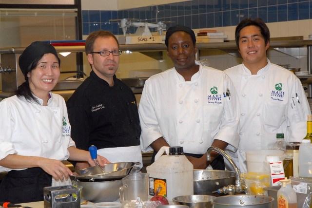 Chef Eric Tucker