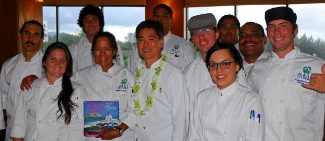 Chef Roy Yamaguchi & Maui