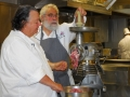 Bruce Aidells & Chef Franco Dunn