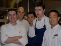 Chef Jonathan Benno & Per Se Staff