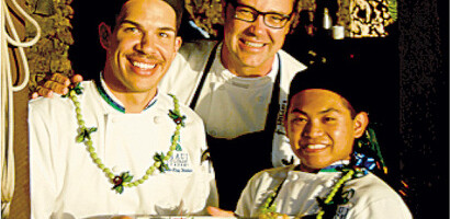 Leilani's on the Beach mentors Maui culinary students