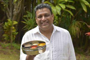 Chef Vikram Garg